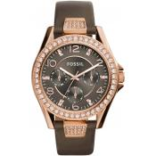 Fossil - Montre Fossil ES3888 - Montre Fossil Cuir