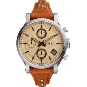 Fossil - Montre Fossil ES4046 - Montre Fossil Cuir
