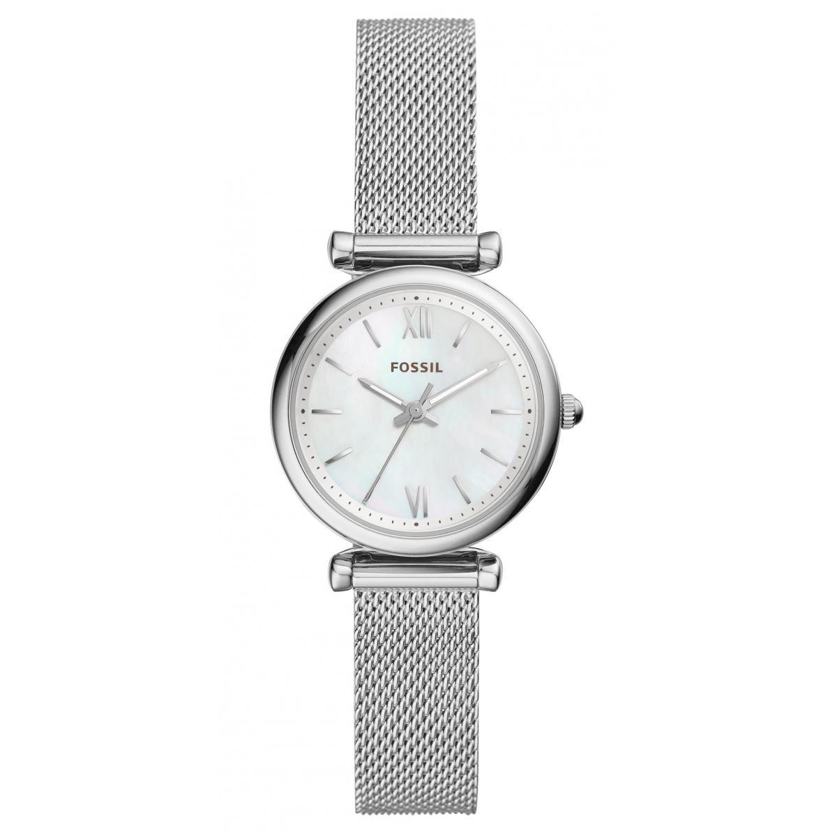 montre bracelet femme acier