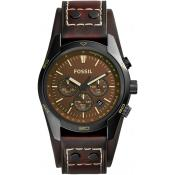 Montre Fossil Chronographe Silicone CH2990 - Homme