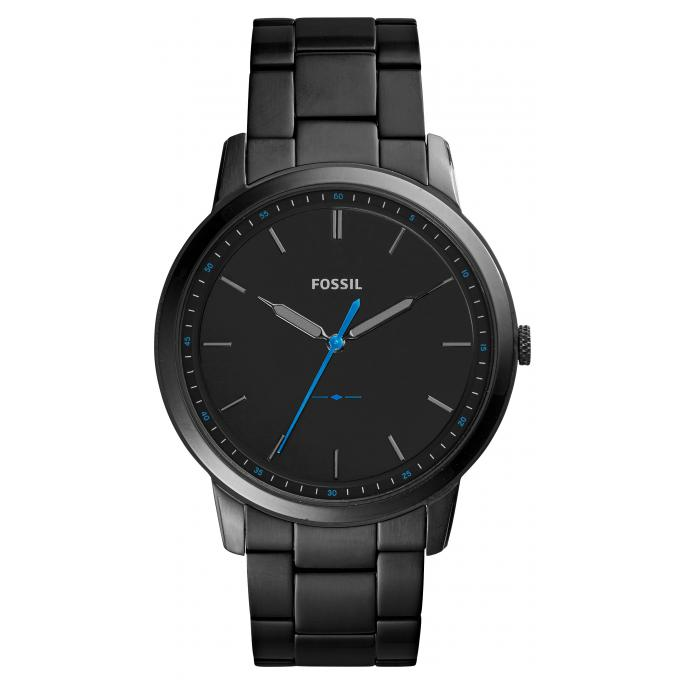 montre fossil fs5308 montre noire intense homme sur bijourama montre homme pas cher en ligne. Black Bedroom Furniture Sets. Home Design Ideas