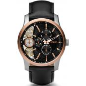 Fossil - Montre Fossil MECHANICAL TWIST ME1099 - Montre Fossil Homme