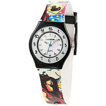 Montre Freegun Hypercolor EE5174 - Montre Ghetto Noire