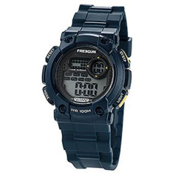 Montre Freegun Lazer EE5178 - Montre Digitale Bleue