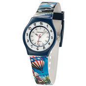 Montre Freegun Américaine Montgolfière EE5188 - Bleu