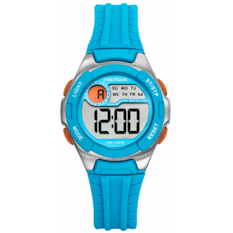Freegun - Montre Freegun EE5225 - Montre Enfant - Bracelet Bleu