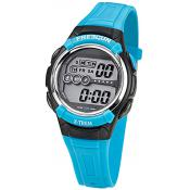 Montre Freegun Bleue Digitale EE5164 - Silicone