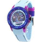 Freegun - Montre Freegun EE5051 - Montre Enfant - Bracelet Bleu