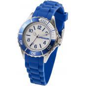 Montre Freegun Ronde Moderne Bleue EE5130 - Bleu