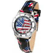 Montre Freegun Ronde Cuir USA EE5133