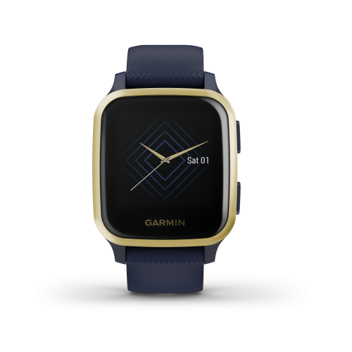 Garmin - Montre Garmin Connectée Captain Blue - Montre Homme - Nouvelle Collection