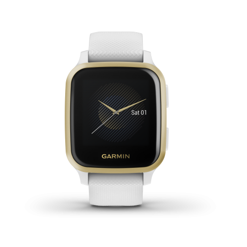 Garmin - Montre Garmin Connectée White - Montre Homme - Nouvelle Collection