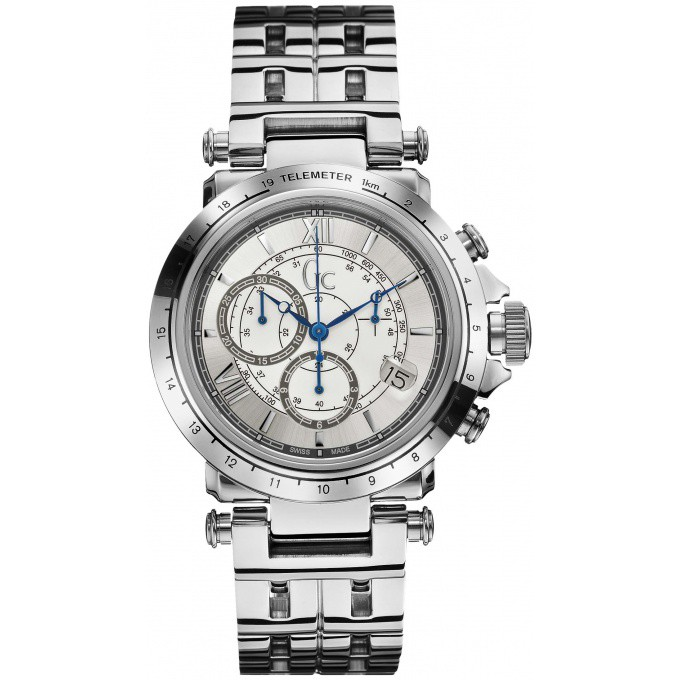 montre gc (guess collection) cuir x72005g2s homme