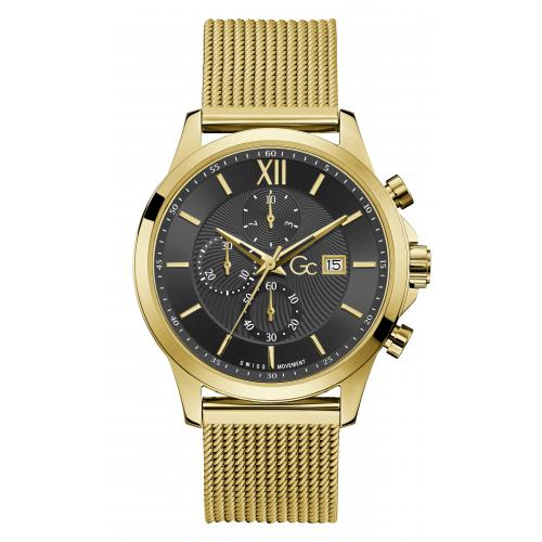 GC - Guess Collections Y27008G2MF Classic homme Acier - Montre Guess Collection