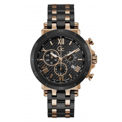 GC - Guess Collections Y44007G2MF Sport Chic homme Céramique - Montre Guess Collection