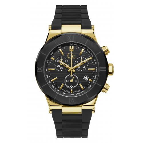 GC - Guess Collections Y69005G2MF Sport Chic homme Silicone - Montre Guess Collection
