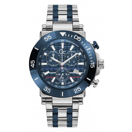 GC - Guess Collections Y70005G2MF Sport Chic homme Acier - Montre Guess Collection
