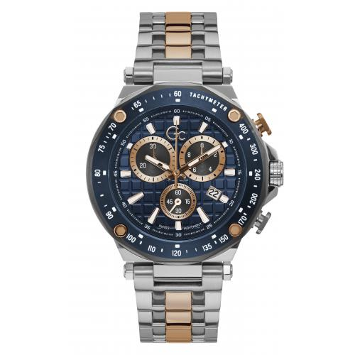 GC - Guess Collections Y81003G7MF Sport Chic homme Acier - Montre Guess Collection