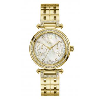 GC - Guess Collections Y78002L1MF Sport Chic femme Acier