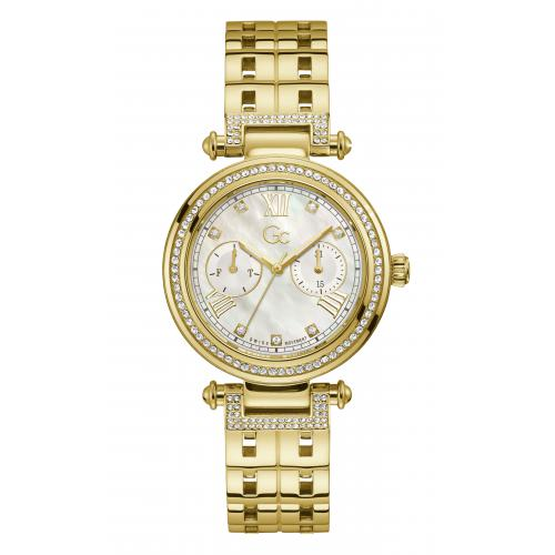 GC - Guess Collections Y78002L1MF Sport Chic femme Acier - Montre Guess Collection