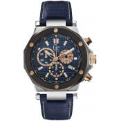 Montre GC Chronographe Bleue X72025G7S