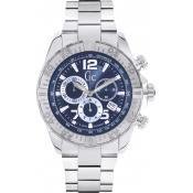 Montre GC Chronographe Argentée Y02004G7