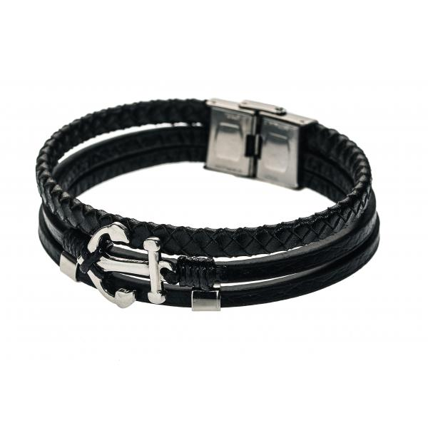 Bracelet Homme Geographical Norway  315130 - NOIR