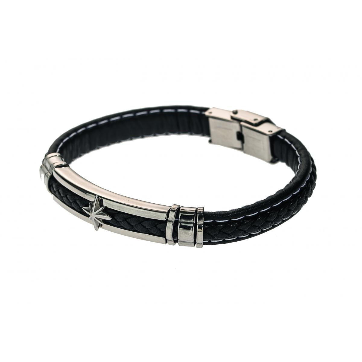 Bracelet Homme Geographical Norway  315132 - NOIR