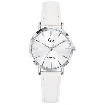 Go Girl Only - Montre Go Girl Only 698931 - Montre Go Girl Only Blanche