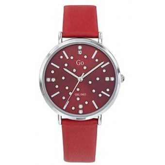Go Girl Only - Montre Go Girl Only 699281 - Montre Rouge Femme