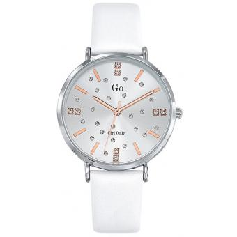 Go Girl Only - Montre Go Girl Only 699933 - Montre Go Girl Only Blanche