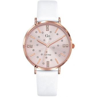 Go Girl Only - Montre Go Girl Only 699935 - Montre Go Girl Only Blanche