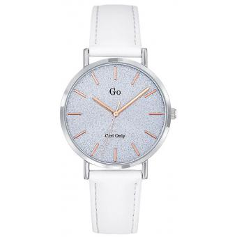 Go Girl Only - Montre Go Girl Only 699939 - Montre Go Girl Only Blanche