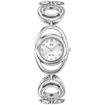 Montre Go Girl Only 693728 - Montre Ovale Blanche Femme