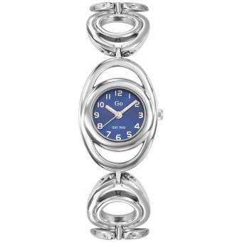 Montre Go Girl Only 693732 - Montre Ovale Bleue Femme
