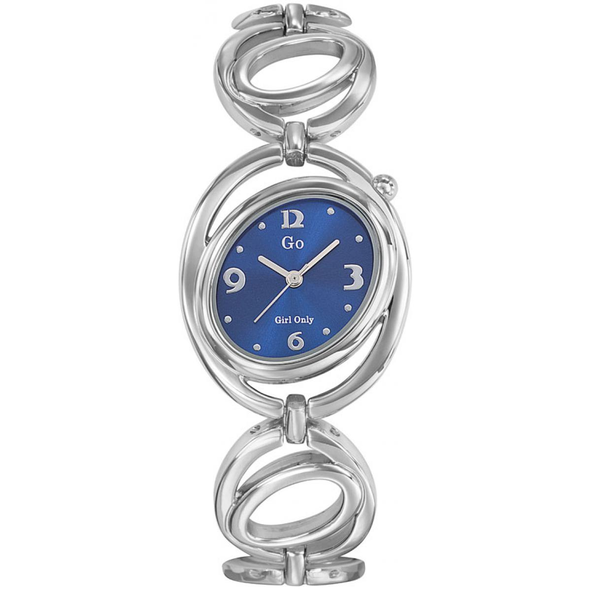 Montre Go Girl Only 694819 - Montre Ovale Quartz Femme