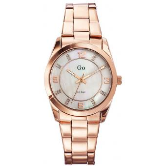 Montre Go Girl Only 694909 - Montre Ronde Or rose Femme