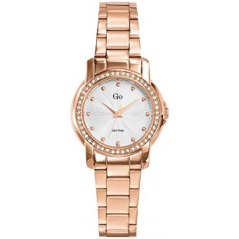 Montre Go Girl Only 694928 - Montre Ronde Or rose Femme