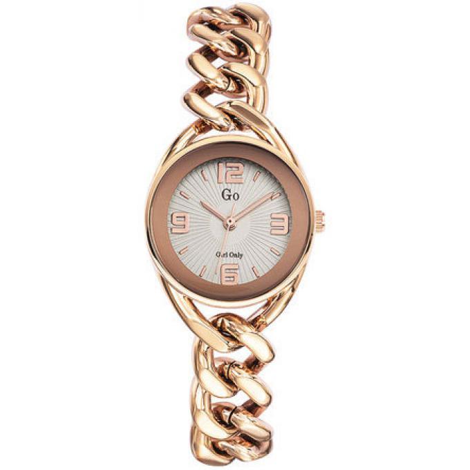 Plus Montre Gourmette Femme Go 695013 D'infos Bracelet P80wknO