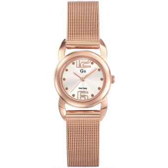 Montre Go Girl Only 695092 - Montre Milanaise Rose Femme
