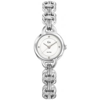 Montre Go Girl Only 695094 - Montre Blanche Ronde Femme