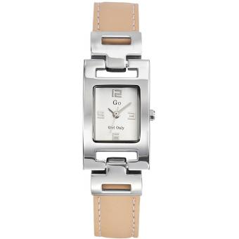 Montre Go Girl Only 696874 - Montre Cuir Beige Femme