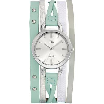Montre Go Girl Only 698546 - Montre Ronde Cuir Femme