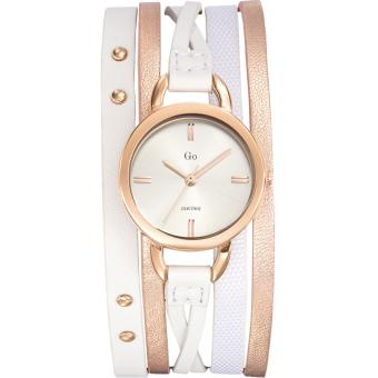 Montre Go Girl Only 698577 - Montre Cuir Or rose Femme