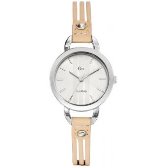 Montre Go Girl Only 698582 - Montre Cuir Beige Femme
