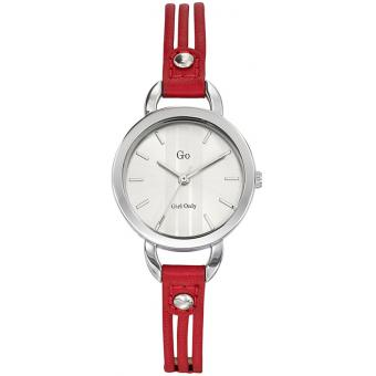 Montre Go Girl Only 698583 - Montre Cuir Rouge Femme
