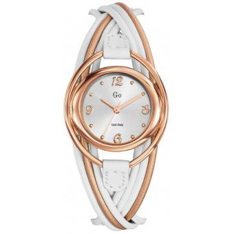 Go Girl Only - Montre GO 698725 - Montre Blanche Femme