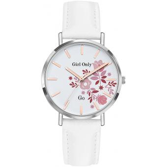 Go Girl Only - Montre Go Girl Only 699011 - Montre Go Girl Only Blanche