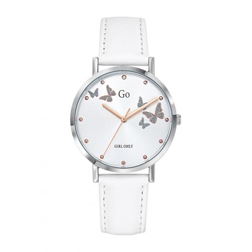 Go Girl Only - Go Girl Only Montres 699346 - Montre Go Girl Only Blanche