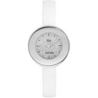 Montre Go Girl Only 698585 - Montre Ronde Blanche Femme
